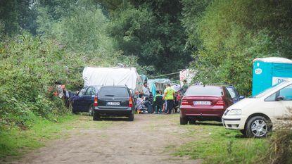 """Termont: """"Roma uit kamp zetten kan enkel via rechtbank"""""""