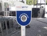 Binckplein in Alphen gaat toch op de schop: kiosk maakt plaats voor watertappunt