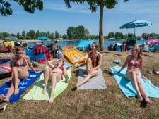'Kom niet naar Beldert Beach': recreatieplas is vol