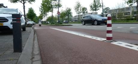 Ratjetoe aan fietspaaltjes zorgt voor veel ergernis