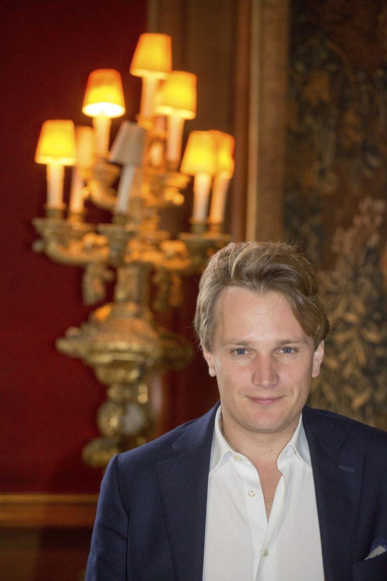 Prins Simon de Merode. Beeld PHOTO_NEWS