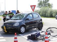 Automobilist schept fietsster op kruising tussen De Meern en Montfoort