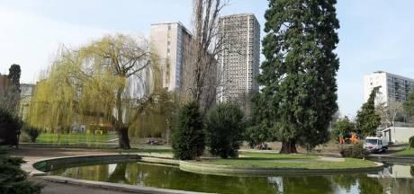 """188.000 euros pour réaménager le parc de Droixhe: """"Il est temps que le parc retrouve son prestige d'antan!"""""""