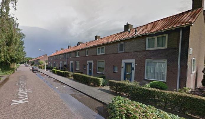 De Kuipers Rietbergstraat in Oss