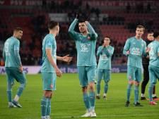 Haris Vuckic schiet FC Twente naar een knap punt bij PSV