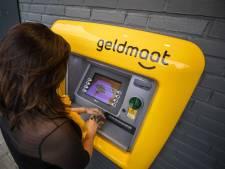 Twente krijgt gele geldautomaten: hier vind je de eerste