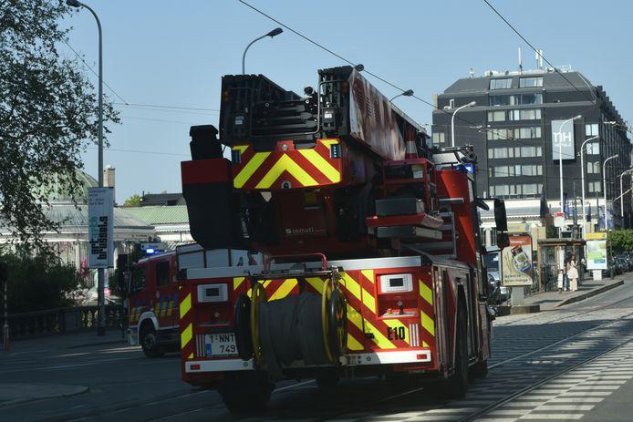 Brandweer Brussel