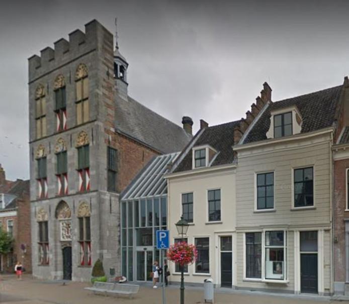 Gemeentehuis Vianen.