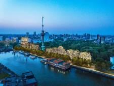 Appartementencomplexen langs de Euromast? 'Niet doen, die verpesten de uitkijktoren'