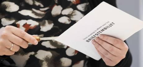 65.000 briefstemmen niet meegeteld, 70+'ers stuurden lege retourenveloppen op