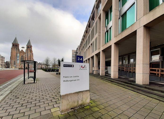 De rechtbank in Arnhem Arnhem