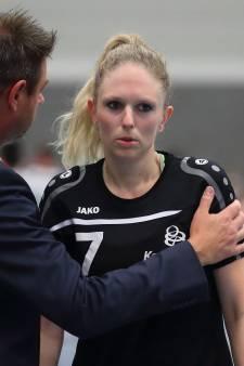 PKC-korfbalster Julie Caluwé verwacht dat België de volgende ronde haalt: 'Italië vreest onze spits Lukaku'