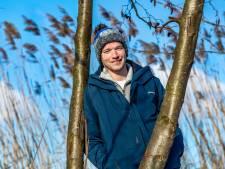 Ernst-Jan is geweldloos klimaatrebel: 'De vegaburger gaat het verschil echt niet maken'