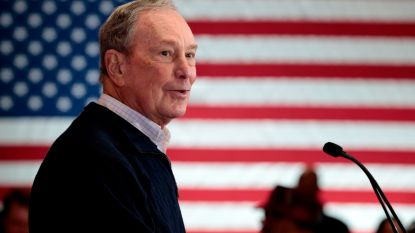 Bloomberg belooft miljardenbedrijf te verkopen als hij president wordt
