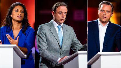 """De Wever over Antwerpse coalitiegesprekken: """"Veel kiezers van N-VA en sp.a gaan dit geen fijne gedachte vinden"""""""