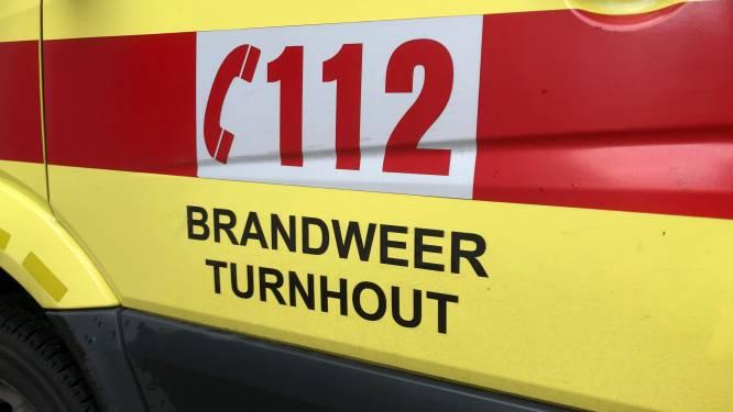 Bromfietser gewond na botsing met auto
