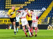 TOP Oss kan vroege achterstand in Breda niet meer wegpoetsen