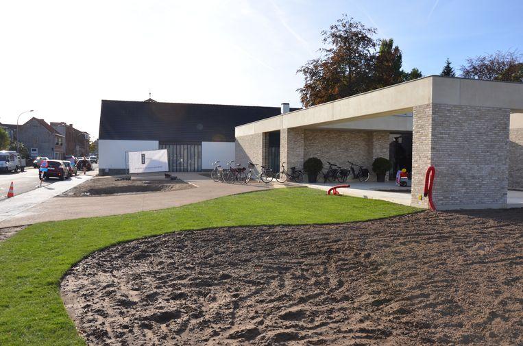 In de plaats kwam deze moderne nieuwbouw: een creatie van architectenbureau TOOP.