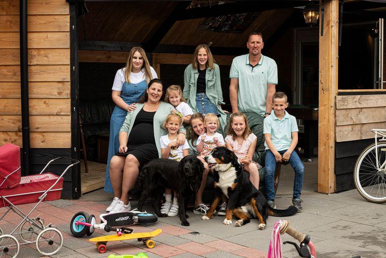 Familie Jelies Beeld Stijn Ghijsen