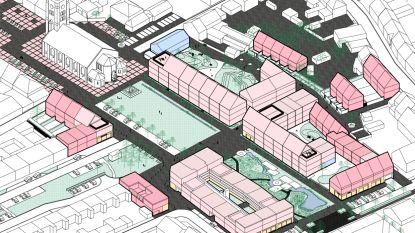 """Ledegem stelt plannen voor nieuw Sint-Hubrechtsplein voor: """"Hof van Eloy moet het kloppend hart van de gemeente worden"""""""