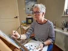 Anny Rensink brengt personages schrijver Maaldrink op doek tot leven: 'Figuren als Kanienenköpken prikkelen de fantasie'