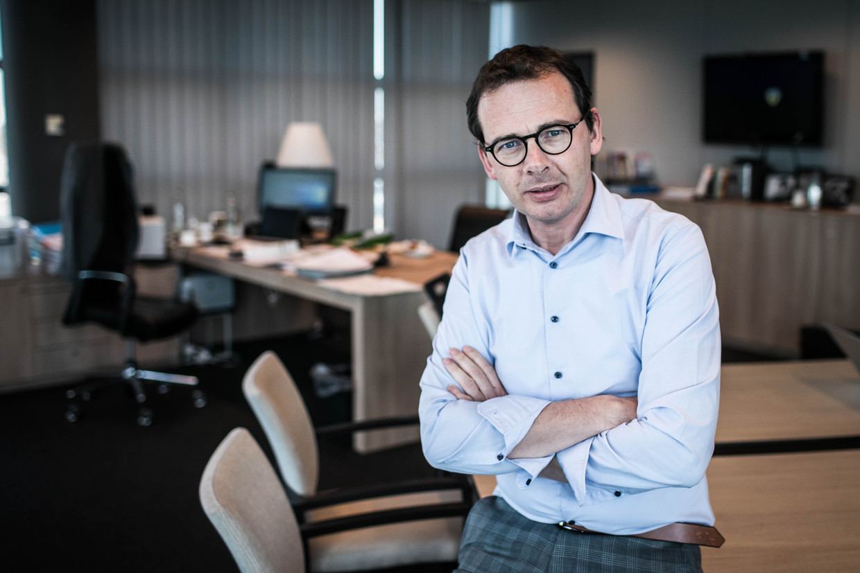 Vlaams minister Wouter Beke. Beeld Bas Bogaerts