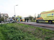 Wielrenner en scooterrijder raken gewond bij ongeval Pijnacker