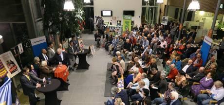 Verkiezingsdebat Provinciale Staten in Rhenen
