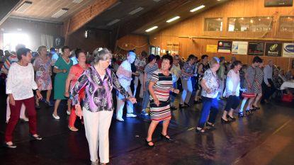 Senioren uit de bol dankzij Geena Lisa en Andrea Croonenberghs