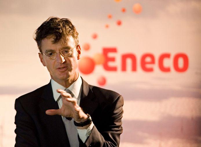 Eneco-baas Jeroen de Haas maakt zich zorgen over de dreigende verkoop. De directie hoopt dat meer gemeenten Den Haag volgen en voor houden of langzaam afbouwen van hun belang kiezen.