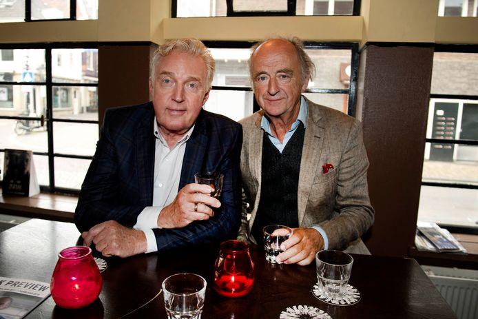 André van Duin en Kees Hulst speelden de hoofdrollen in Het Geheime Dagboek van Hendrik Groen.
