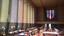 In de Christus Koningkerk.
