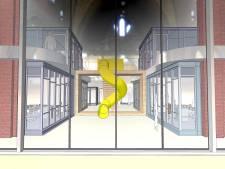 Krijgt Rietmolen een school met gele glijbaan in de kerk?