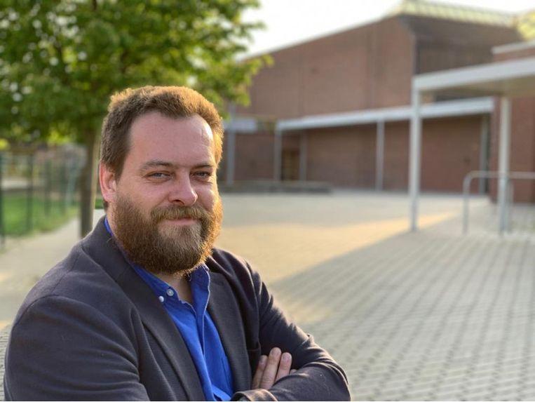 Schepen van ICT Maarten Devroye