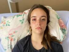 """Percutée par une voiture à Seraing, Lycia l'a échappé belle: """"N'attendons pas qu'il y ait des morts"""""""