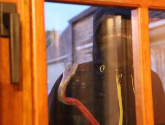 Dieven dringen huis binnen via raam