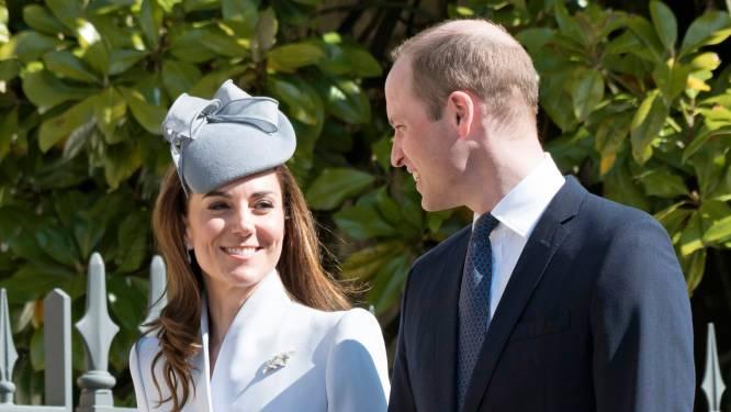 """William en Catherine schenden coronaregels: """"Ze waren met 9 man op stap"""""""