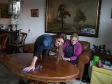 Gaat het aantal uren hulp bij huishouden omlaag voor Oosterhouters?