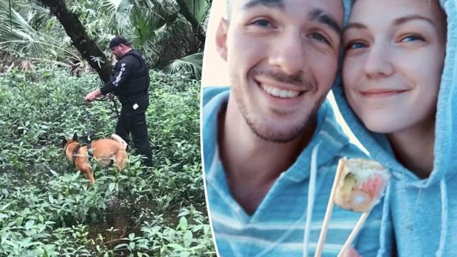 Politie kamt enorm natuurgebied uit op zoek naar verloofde van vermiste Gabby (22)