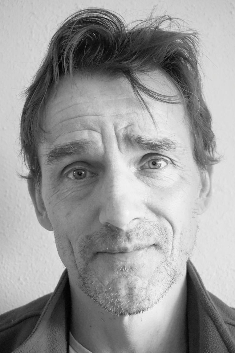 Oskar Verkaaik werkt als voorzitter van de afdeling antropologie aan de Universiteit van Amsterdam. Beeld -