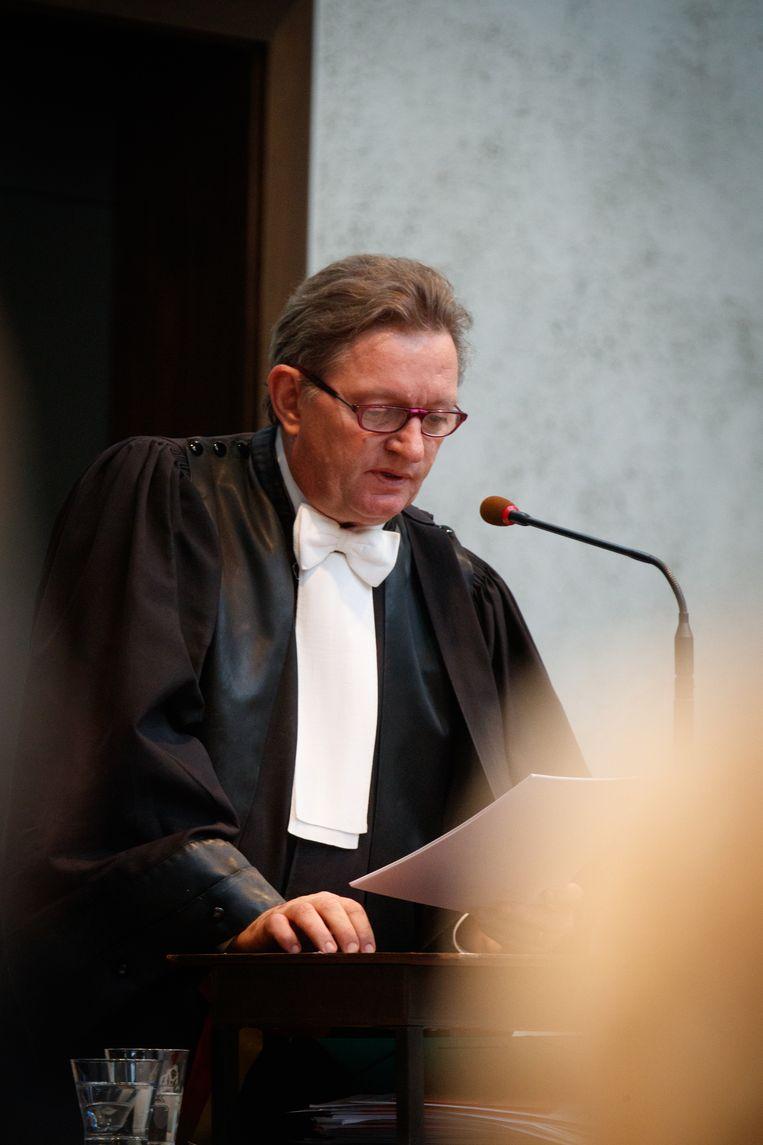 Procureur-generaal Tom Janssens. Beeld BELGA