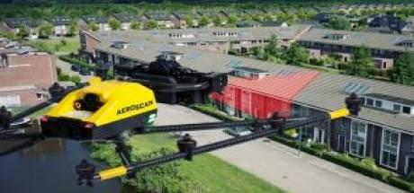 Kleurrijk Wonen 'blurt' camerabeelden van drone die woningen scant in Culemborg, West Betuwe en Buren