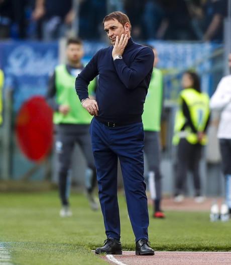 SPAL ontslaat succestrainer die club van Serie C naar Serie A hielp