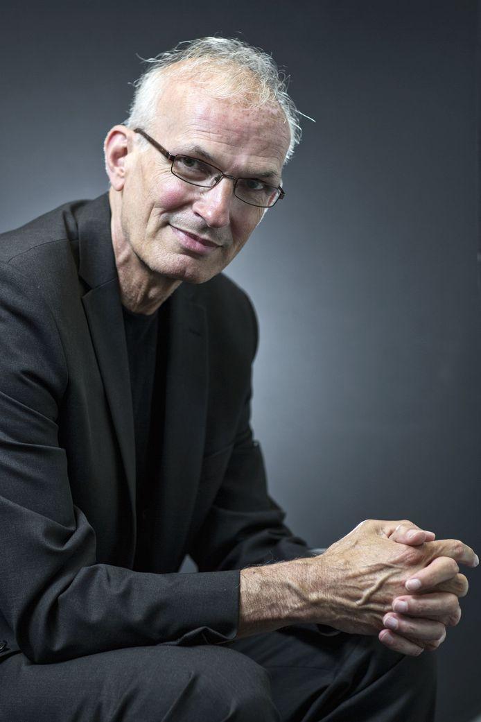 Ger Rijkers, immunoloog aan het Elisabeth-TweeSteden ziekenhuis in Tilburg en tevens hoogleraar aan het University College Roosevelt te Middelburg.