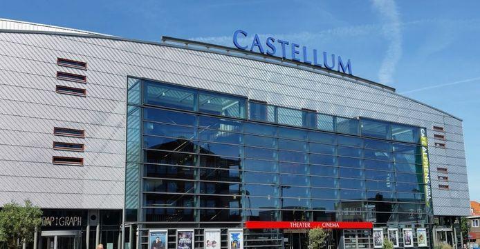 Theater Castellum in Alphen.