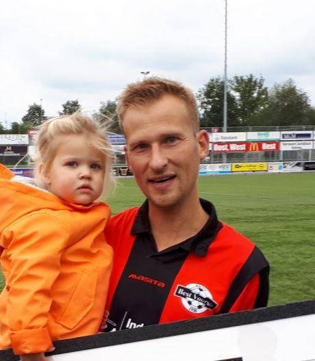 Xander Scheepens zwaait na zestien jaar trouwe dienst af bij Best Vooruit