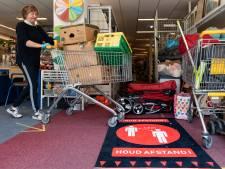 De zolder is leeg, het magazijn van de kringloop overvol: 'Maar 48 uur lang van spulletjes afblijven'