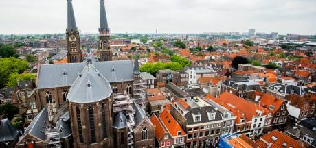 'Straten en pleinen in Delft zijn verslonsd, gemeente moet in nieuwe jaar inhaalslag maken'