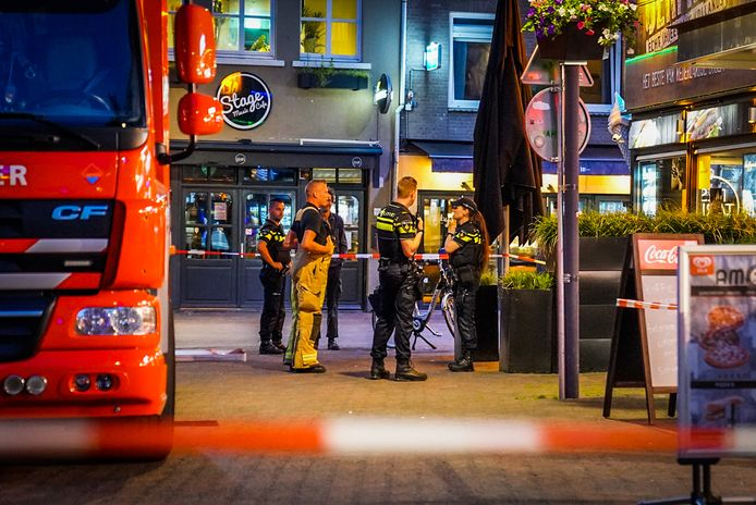 Bewoners geëvacueerd uit appartement in Stratumseind.