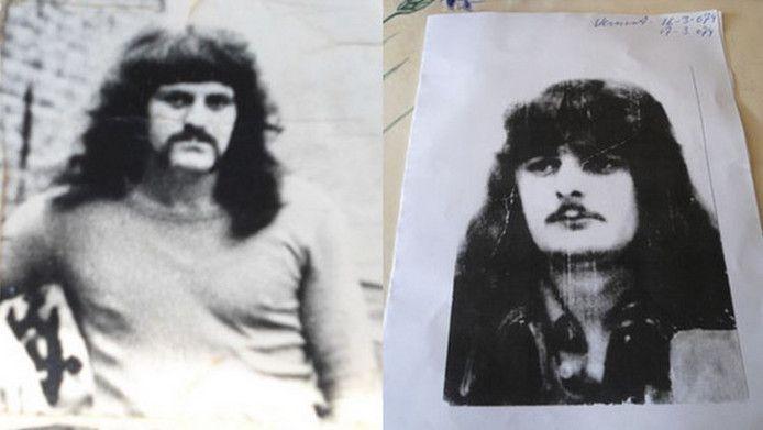 De vermiste Piet Hölskens en Hans Martens uit Asten.